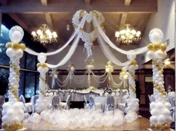 wedding balloons can create your ultimate wedding fantasy