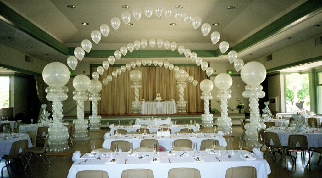 Balloons as wedding decor image result for wedding balloons junglespirit Choice Image